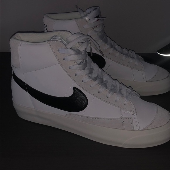 classic fit official photos undefeated x *REPOST* nike blazer mid 77 slam jam size 10